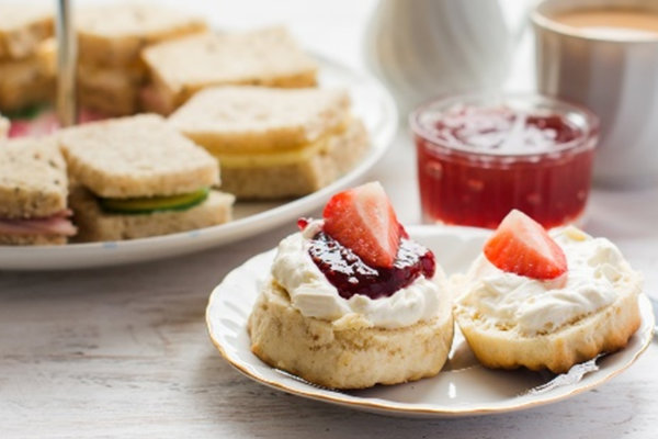 Outside Catering Afternoon Tea
